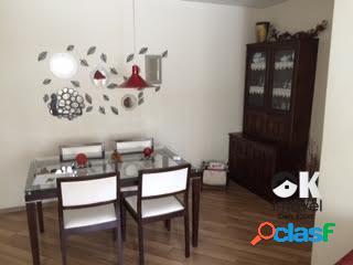 Apartamento: 105m², 3 dormitórios e 1 vaga - higienópolis