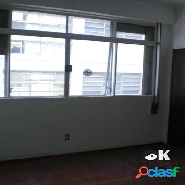 Apartamento: 145m², 2 dormitórios e 1 vaga – higienópolis