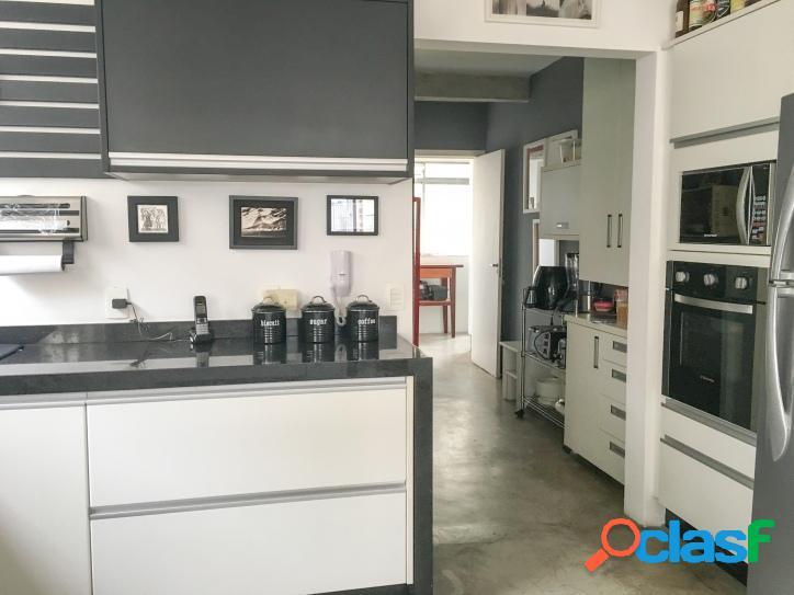 Apartamento: 194 m², 3 quartos e 2 vagas – higienópolis