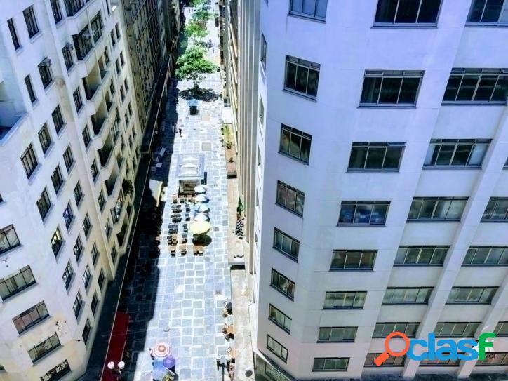 Prédio comercial: 3000m², 11 andares e 66 salas - centro