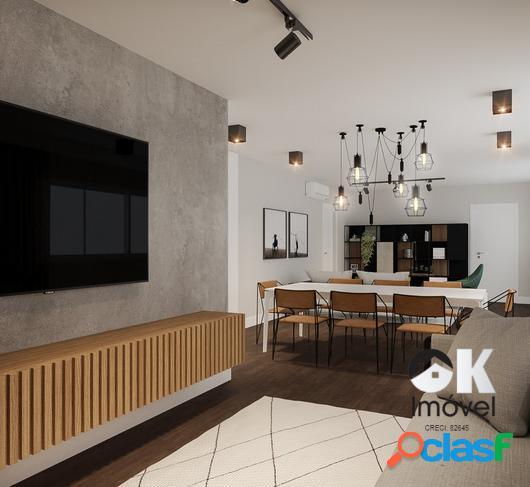 Alameda fernão cardim: 125m², 3 quartos e 1 vaga – jardins