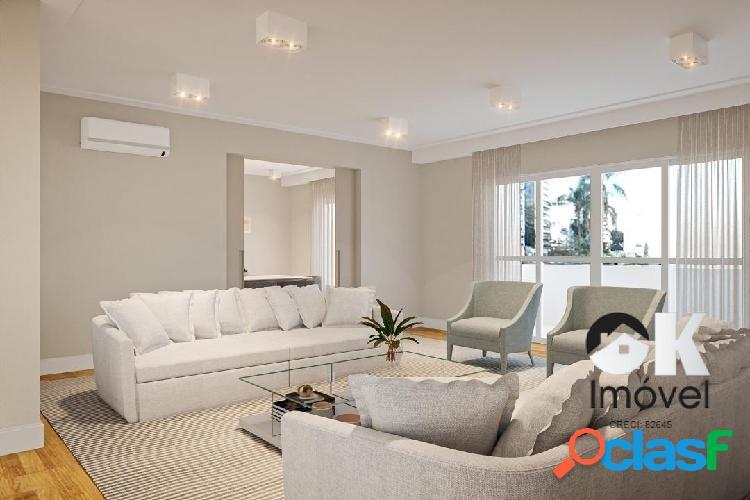Alameda casa branca: 231m², 3 quartos e 3 vagas – jardim paulista