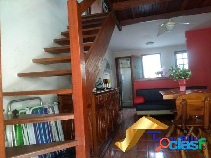 Aluguel Fixo E Temporada! Casa em condomínio 2 quartos na Ogiva Cabo Frio 1