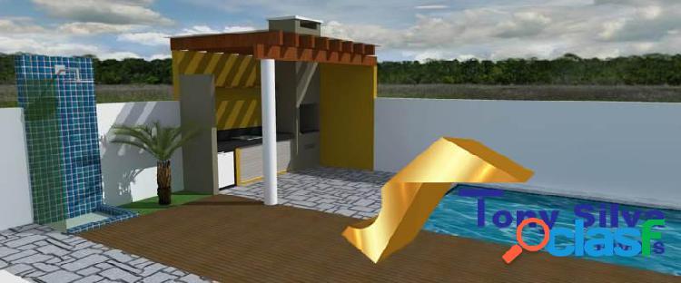 Linda casa independente acabamento de luxo !!!
