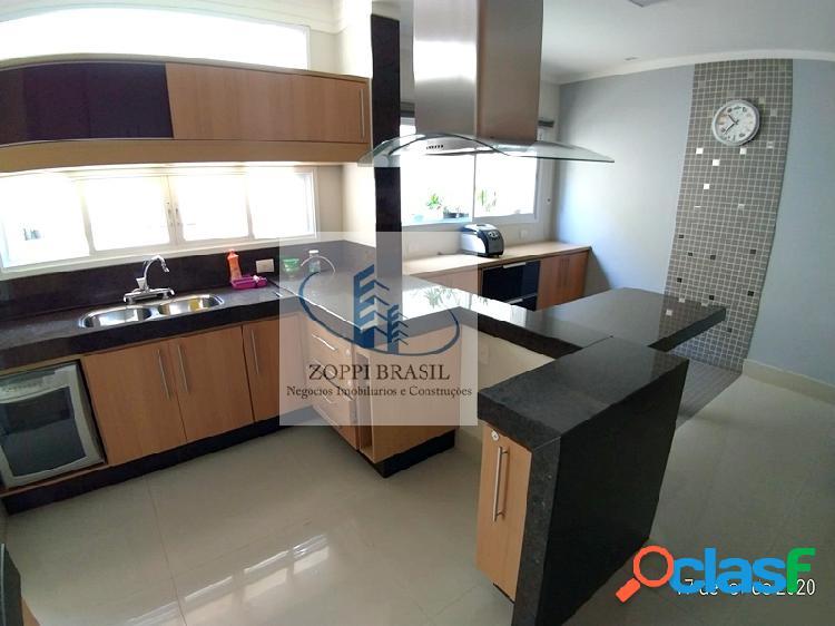 CA899 - Casa à venda em Americana, Jardim São Paulo, 375m², 3 dormitórios, 3