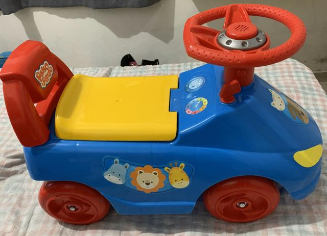 Andador carrinho para bebê