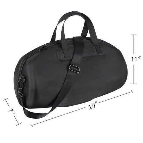 Case capa bolsa maleta para caixa de som jbl boombox