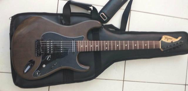Guitarra ja 3 divido no cartão 12 x