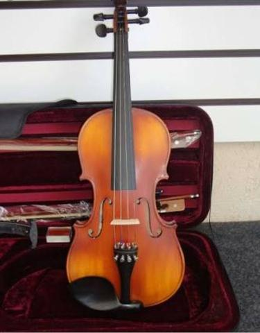 Violino michael vnm49 4/4 c acessório nunca usado