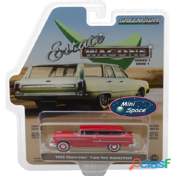 Greenlight 1955 Chevrolet Two Ten Handyman 1/64 9