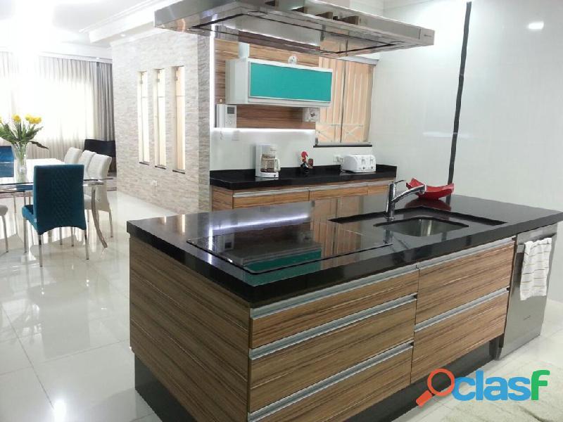 Linda casa assobradada 200 m² em são caetano do sul   bairro nova gerty.