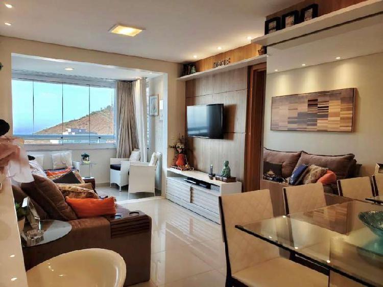 Apartamento 3 quartos 80 m2 no edifico apoena para venda