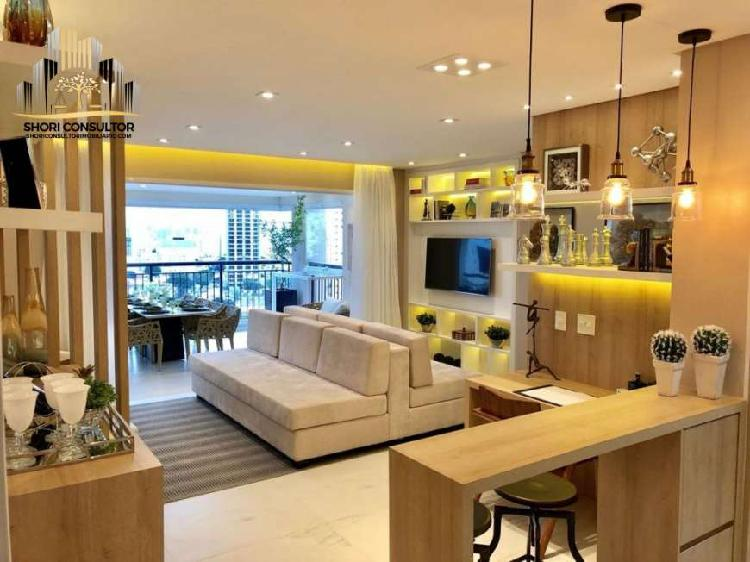 Apartamento a venda no bairro vila bertioga - são paulo, sp