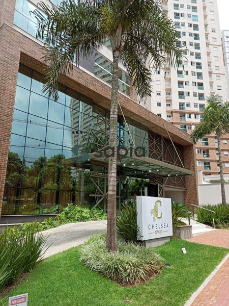 Apartamento com 3 quartos no edifício chelsea tower - gleba