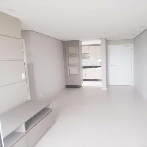 Apartamento de 2 dorms - 52m² - churrasqueira na varanda -