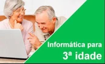Aulas de informática pela internet e domicílio