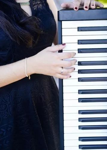 Aulas particulares de piano, teoria e percepção musical