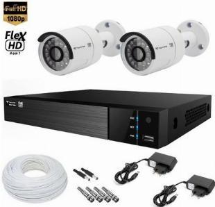 Cameras de segurança kit 1080p)))