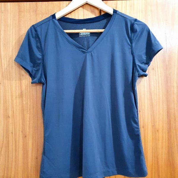 Camisa fitness feminina