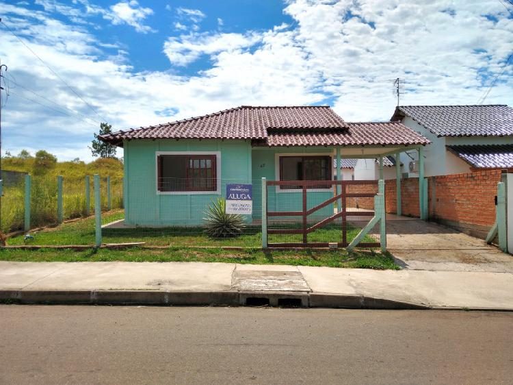 Casa residencial em charqueadas - rs, parque orvalino