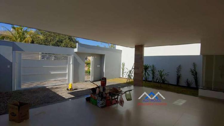 Casa alto padrão para venda em jardim karaíba