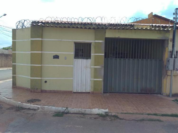 Casa com 2 quarto(s) no bairro nova várzea grande em