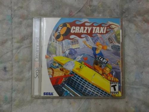 Crazy taxi dreamcast americano original (frete r$ 12)