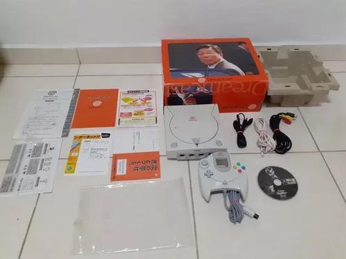 Dreamcast ótimo estado