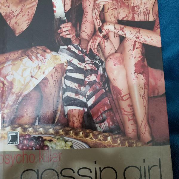 Livro gossip girl ( psycho killer