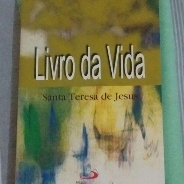 Livro da vida santa tereza de jesus