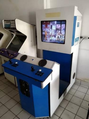 Máquina fliperama arcade neo geo cartucho 29 polegadas