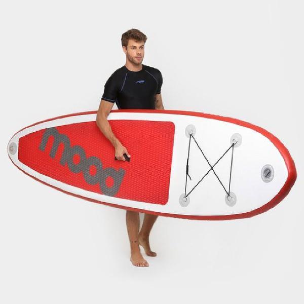 Prancha stand up paddle mood inflável 10 pés
