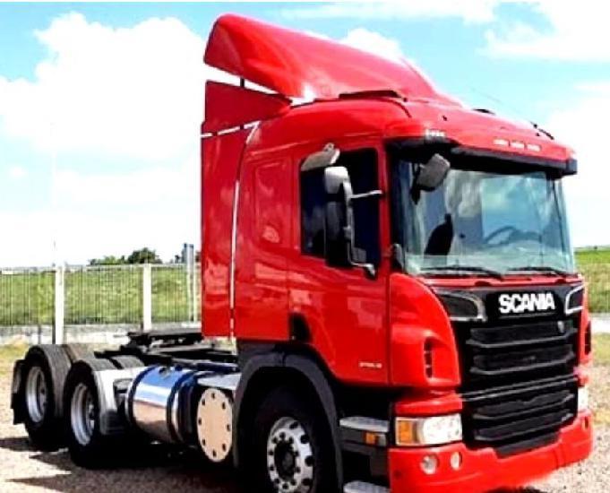 Scania p 360 truck 6x2 leito ano e modelo 14