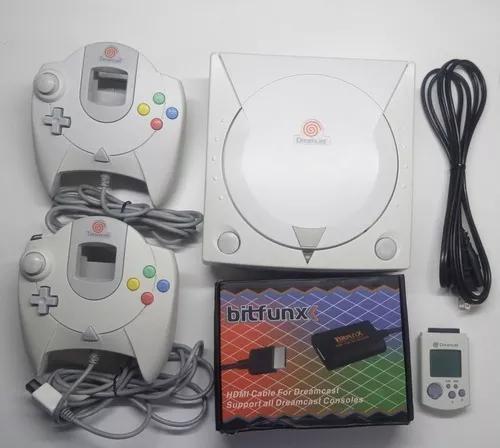 Sega dreamcast com gd