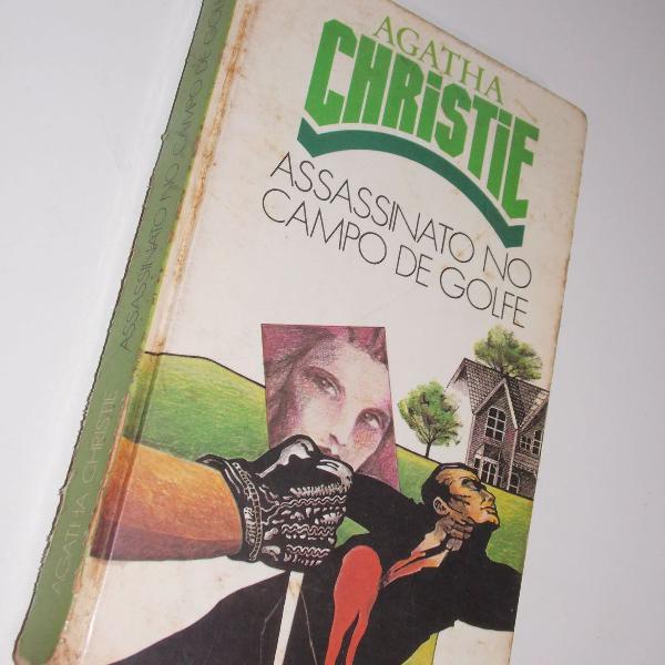 Assassinato no campo de golfe agatha christie