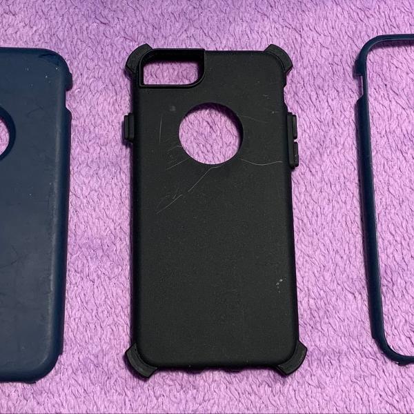 Case (capinha) iphone 7 ou iphone 8