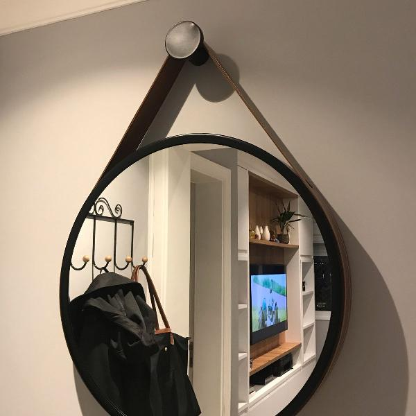 Espelho redondo tokstok 60 cm