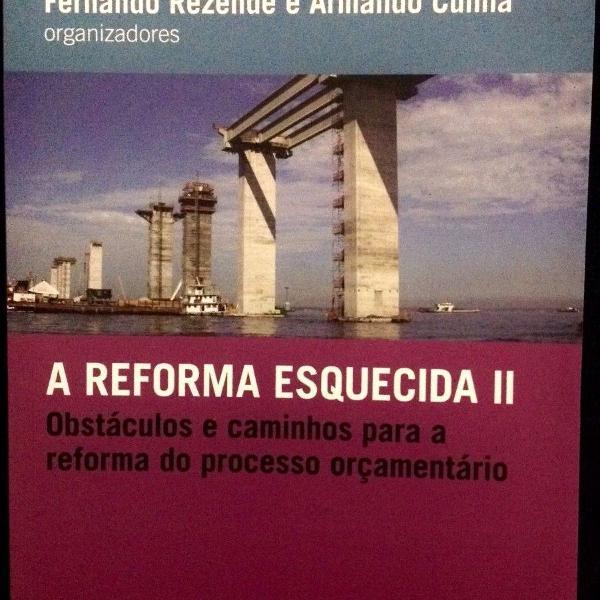 Livro a reforma esquecida ii