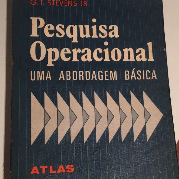 Livro de matemática aplicada