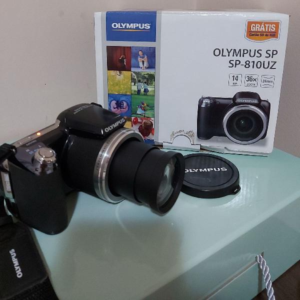 Maquina fotografica semi profissional olympus