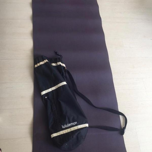 Mat yoga lululemon