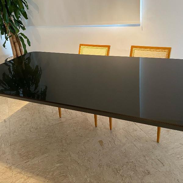 Mesa jantar de luxo