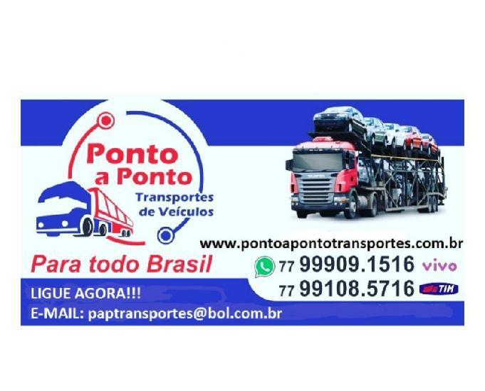 Pap caminhao cegonha todo brasil
