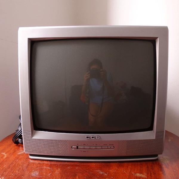 Tv tubo cce 14 polegadas
