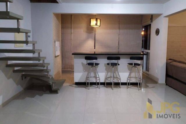 Alugo apartamento duplex em camboriú com 2 dormitórios