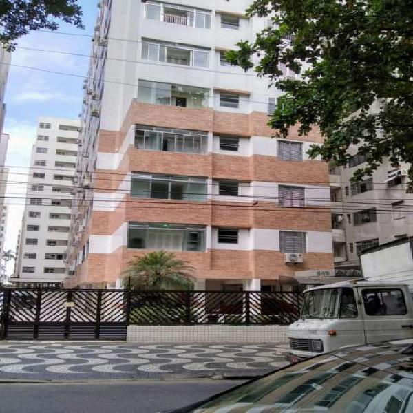 Apartamento 2 dorms para venda - embaré, santos - 73m², 1