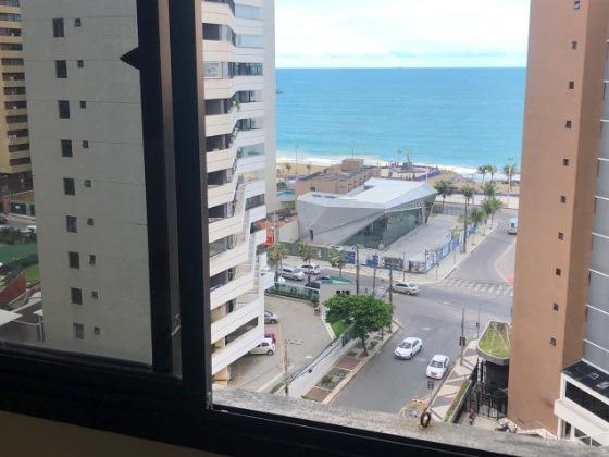 Apartamento 3 quartos, 115m², meireles, vista mar