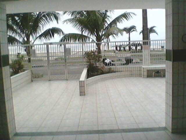 Apartamento frente para o mar vila caiçara-pg