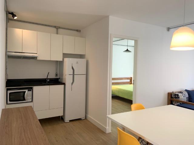 Apartamento de 1 quarto mobiliado na cidade universitária -