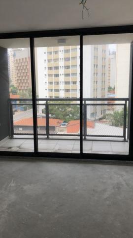 Apartamento para locação, vila olímpia, 48,77m², 1